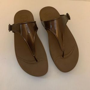 Fitflop Super Jelly Size 9